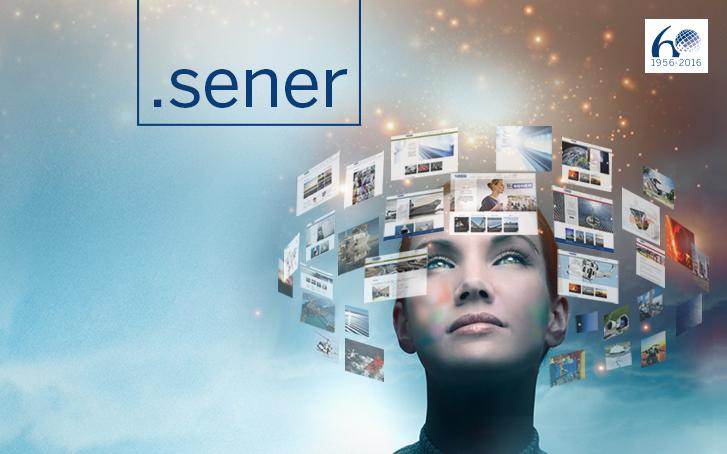 SENER unveils top-level dot brand domain on its new website