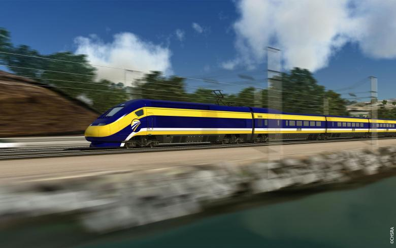 California High Speed Rail. Verification, Validation & Self Certification