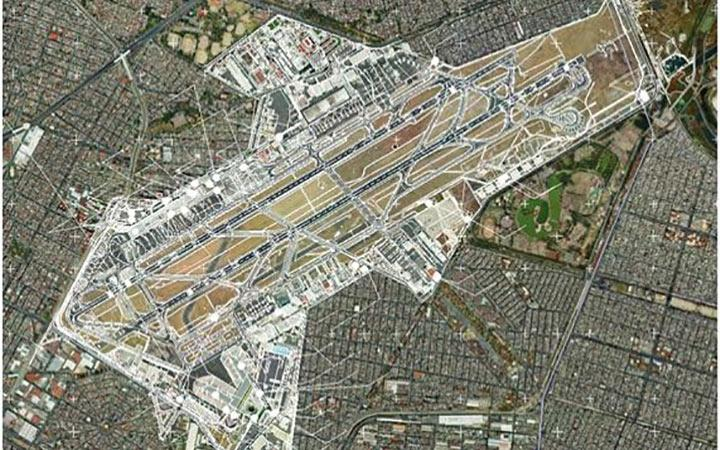 Master Plan for Mexico City International Airport