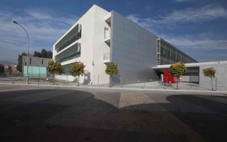 Primary Health Care Center and High Resolution Center of Specialties in Córdoba