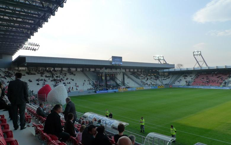 Estadio de Cracovia, EURO 2012 (Polonia)