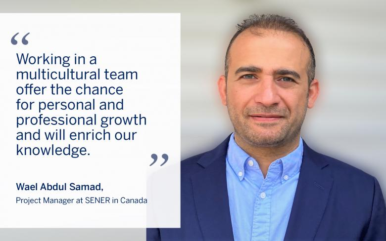 'Multiculturalism is a competitive advantage for the organisation'. Interview with Wael Abdul Samad